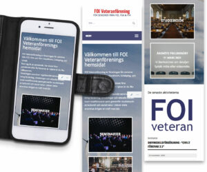 FOI mobil hemsida iphone